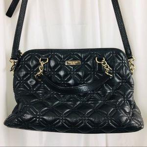 Kate Spade Black Hand /Crossbody Bag